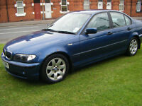 BMW 320 2.0TD 2002 d SE Spares or repair PX Swap Anything considered