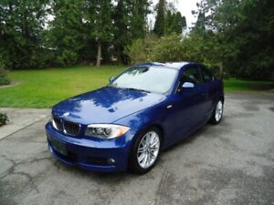 2013 BMW 128 I  Coupe, Sport  package