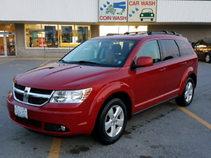 2010 Dodge Journey very low kms