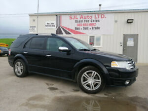 2008 Ford Taurus X Limited Wagon