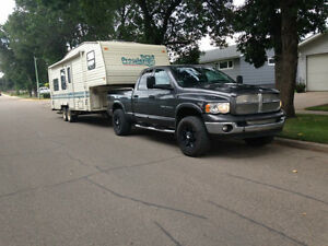 1994 27' prowler fifth wheel