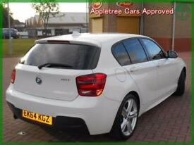 2014 (64) BMW 116i M Sport 5 Door Sports Hatch ( 136bhp ) ( s/s )
