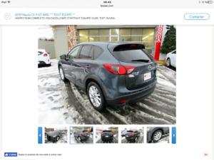 2013 Mazda CX-5 VUS