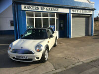 2010 Mini 1.6 ( Chili ) auto Cooper 60,000 miles full history, 1 former keeper