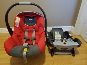 Very Good Condition Car Seat And Base