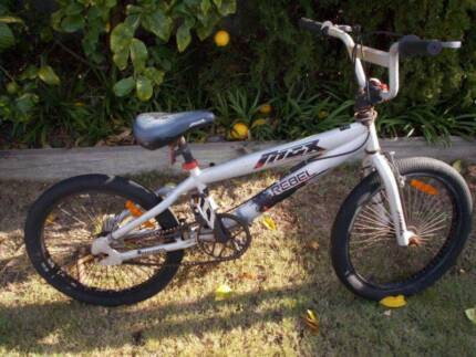 "MGX Rebel 20"" BMX Beckenham Gosnells Area Preview"
