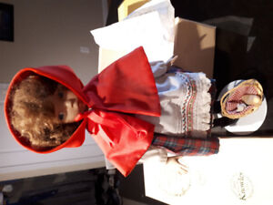 Little Red Riding Hood - With Box 1Heroines From The Forest