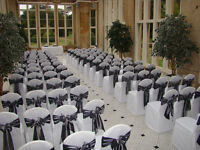 cheapest Hall and Wedding decoration, chair and table cover for hire in North west (Manchester)