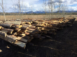 slabs for firewood or projects