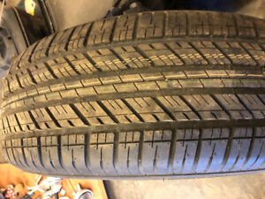 Brand new tire and rim for sale