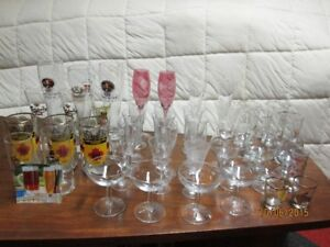 44 Mixed Glasses