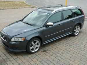 Volvo V50 2009 traction intégrale