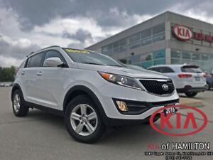 2016 Kia Sportage LX FWD | One Owner | Super Clean | Huge Saving