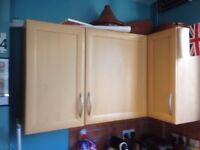Good quality wall cupboard
