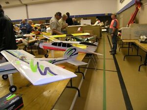 Model RC Airplane Auction