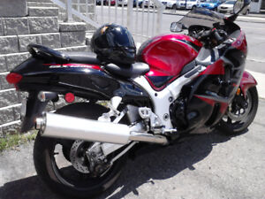 Suzuki Hayabusa good condition