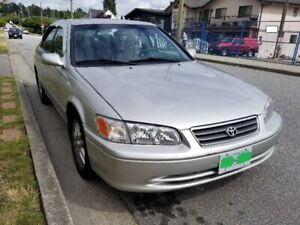 Fully Loaded 2001 Toyota Camry XLE @206000KM