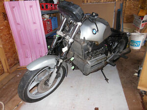 BMW '87 K100 PROJECT BIKE