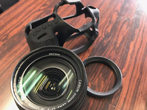 Selling MINT Canon 70D w/ 18-135mm LENS -Perfect Beginner Camera Stratford Kitchener Area image 3