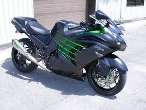 2015 Kawasaki ZX-14R - Thousands of $$ in Upgrades