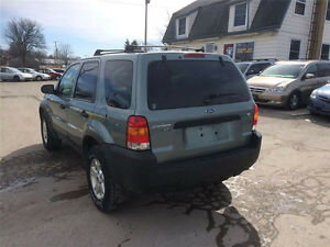 2005 Ford Escape XLT SUV, Crossover London Ontario image 6