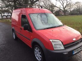 Ford transit T220 1.8TD connect lwb highroof
