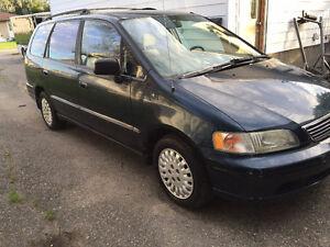 1996 Honda Odyssey LX Wagon