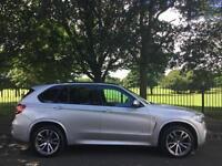 2015 15 BMW X5 3.0 XDRIVE30D M SPORT 5D AUTO 255 BHP DIESEL
