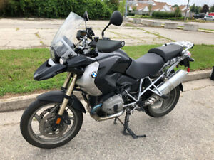 2010 BMW R1200GS, Loaded, Excellent Condition