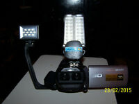 Camera Sony Handycam HD 3D