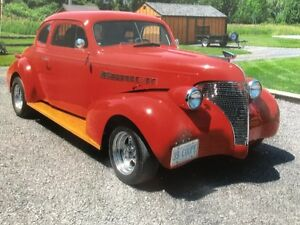 1939 CHEV  COUPE