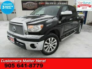 2011 Toyota Tundra Limited  4X4 CREW-MAX PLATINUM ROOF CAMERA CO