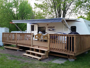 **Reduced** Travel Trailer