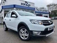 2014 Dacia SANDERO STEPWAY LAUREATE TCE Manual Hatchback