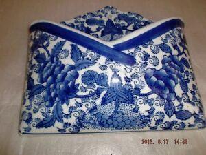 Porcelain wall Letter holder for sale