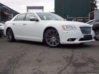 Chrysler 300c 3.0 TD Limited 4dr (white) 2013