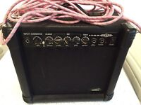 G2 25w mini guitar amp - as new
