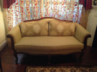 Ethan Allen Couch and Love seat