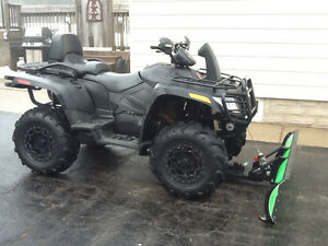 Arctic Cat Mudpro for sale or trade for Jeep TJ