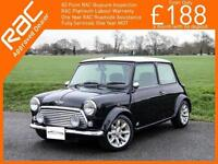 1998 MINI Rover Cooper 1.3i SPORT LE BSCC LIMITED 4 Speed Full Leather Very Rare
