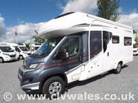 Auto-Trail Apache 634U Low-Line *** SAVE £4,119 *** Motorhome MANUAL 2017