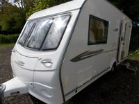 Coachman Sussex Chiltington 2011 Luxury 2 Berth End Washroom Touring Caravan