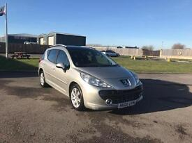 2008 Peugeot 207 SW 1.6 HDi Sport 5dr