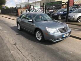 2009/09 Chrysler Sebring 2.0 Limited (160)4dr Saloon ONLY 70314 Miles ONLY £2695