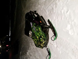 Arctic Cat Wildcat 700 EFI - Great condition - Ready for snow!!!