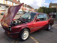 BMW E30 318i auto Mtec 2 kit included