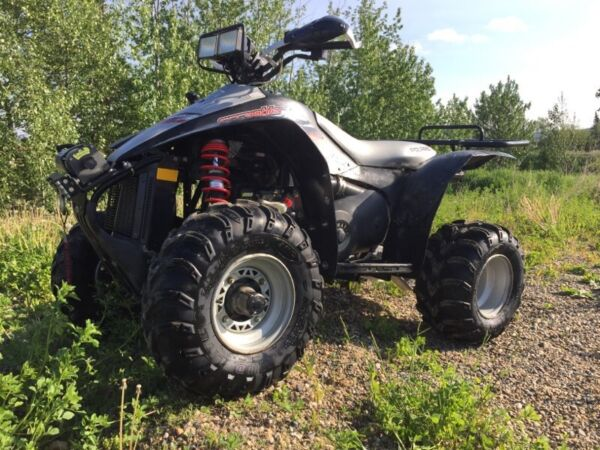 Used 2007 Polaris Scramber 500 4x4