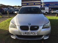 2005 525D SPORT AUTOMATIC SILVER