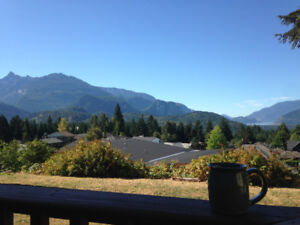 Bedroom available May through August (Garibaldi Highlands)