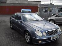 Mercedes-Benz E320 3.2TD auto 2003 CDI Avantgarde